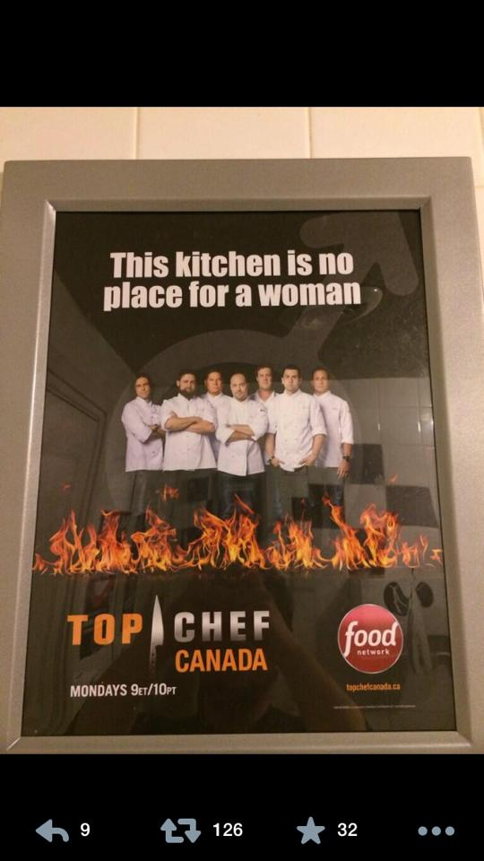Top Chef Canada gets roasted