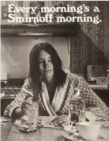 Smirnoff: it's what's for breakfast