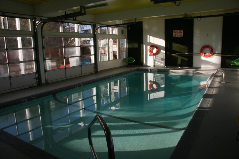 Hotel Zed Indoor Outdoor Pool