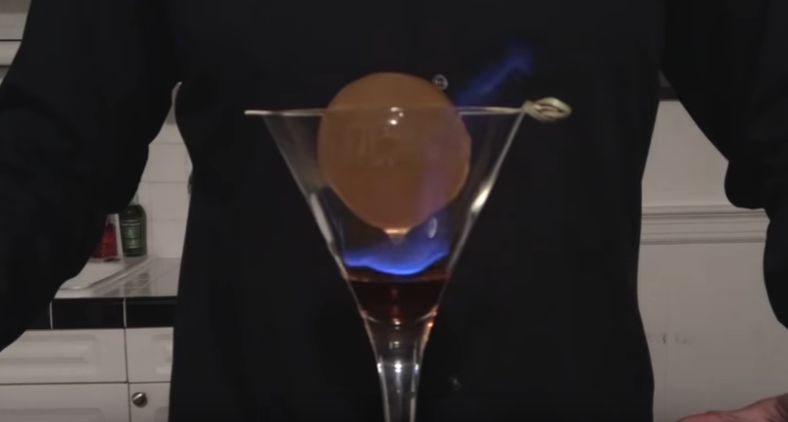 A Song of Ice and Fire Cocktail