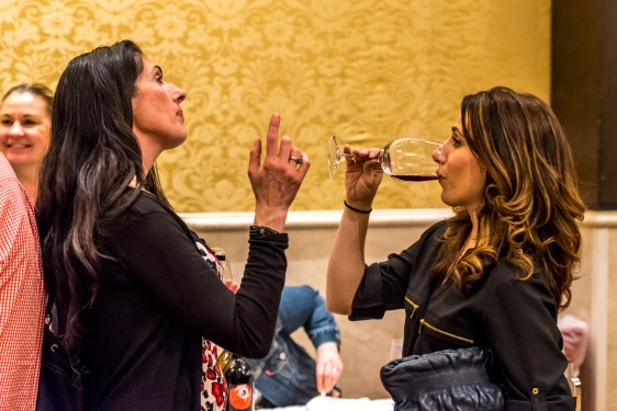 A toast to California wines