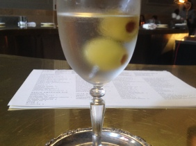 The Spanish Martini at Riviera